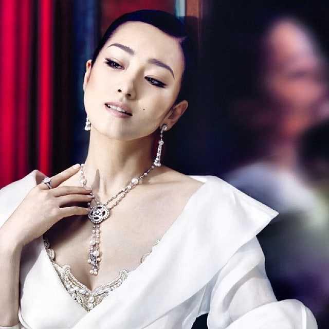 Li Gong stunnig pics (1)