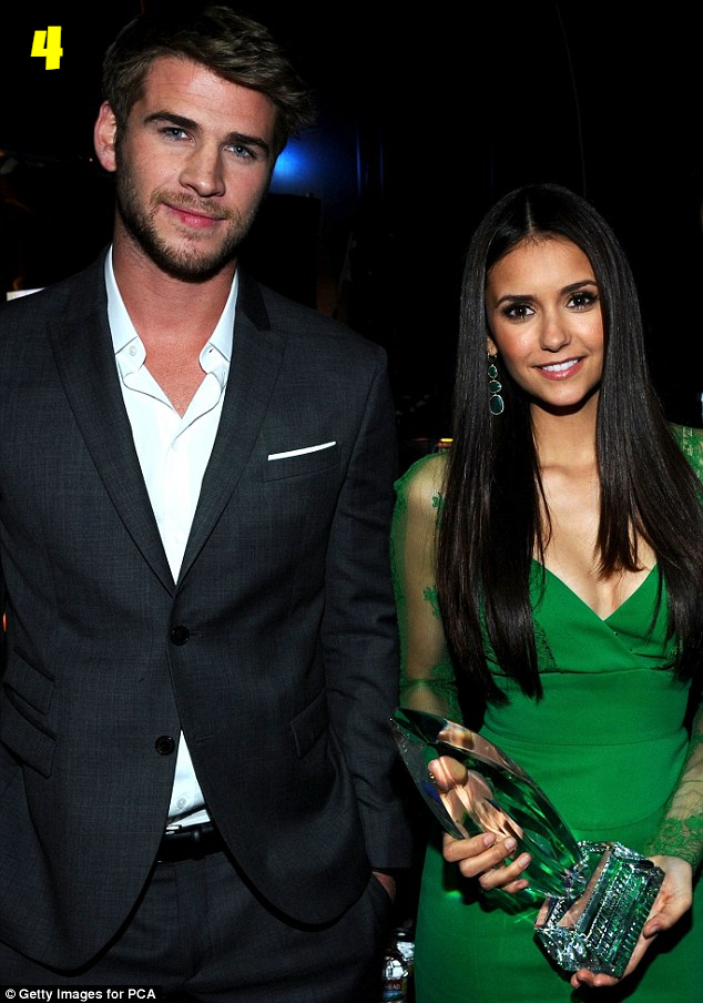 Liam Hemsworth And Nina Dobrev Dating