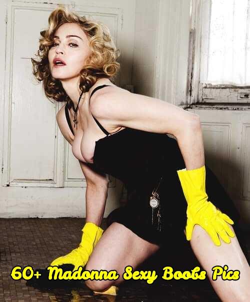 Madonna hot boobs pics