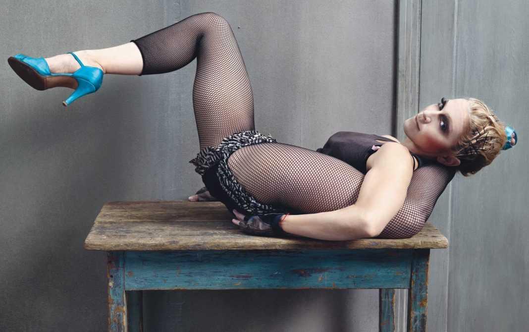 Madonna hot feet pic