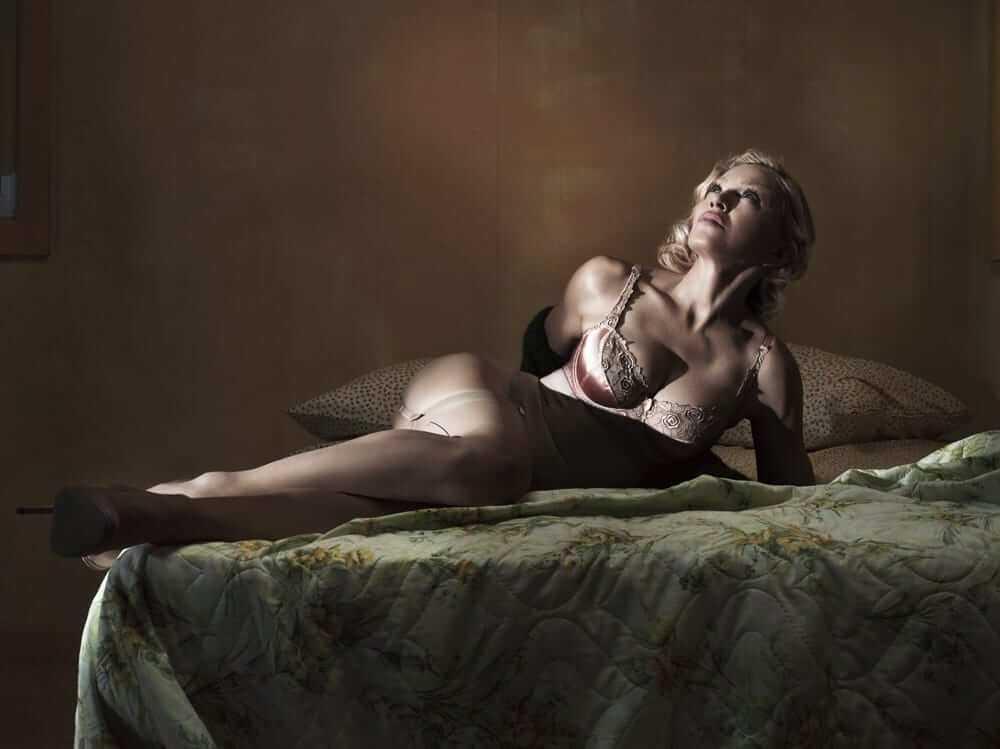 Madonna sexy bikini pic