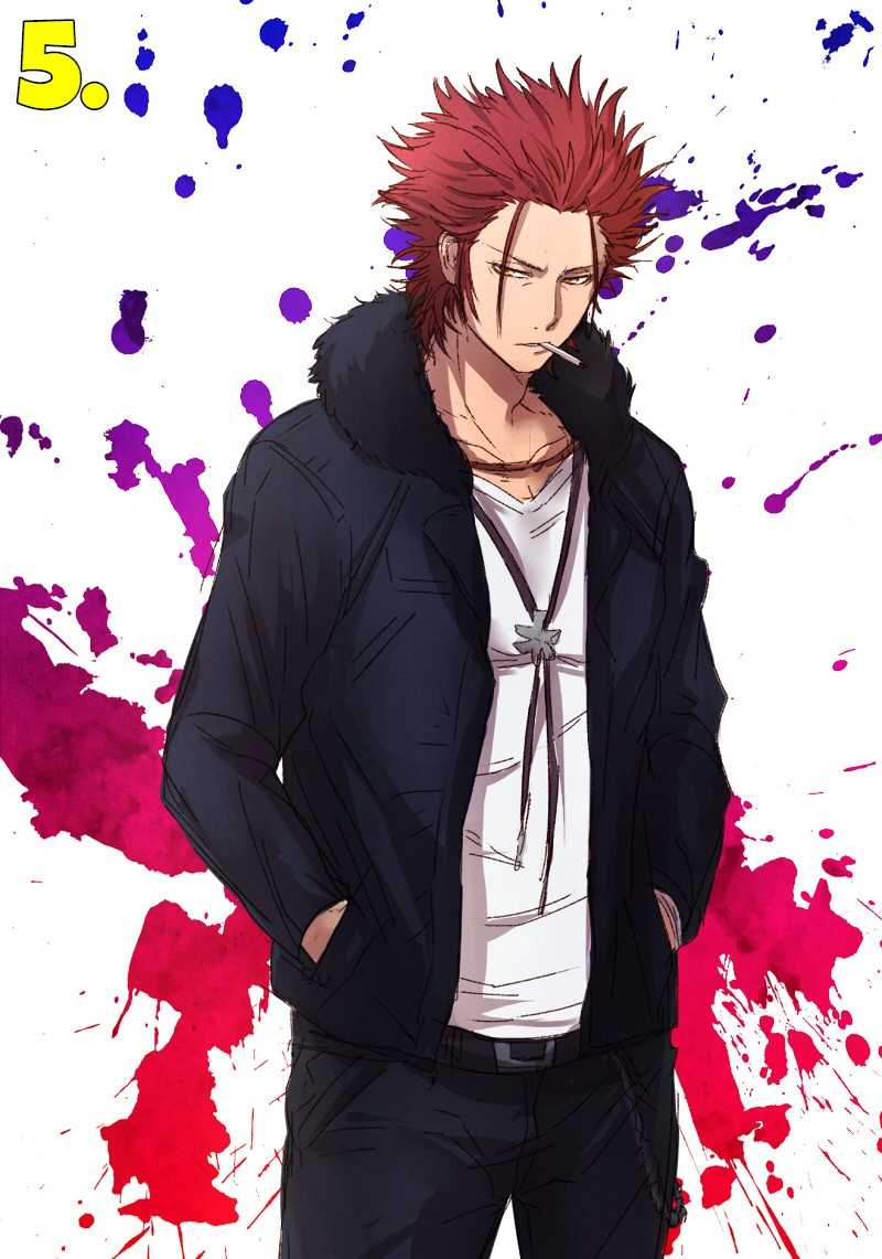 Mikoto Suoh (K Project)
