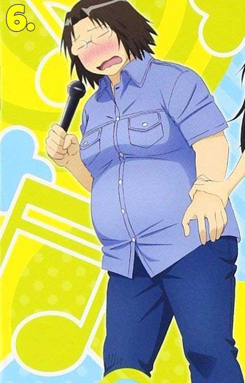 Mirei Yaji Yajimma from Genshiken Nidaime (Genshiken Second Season)