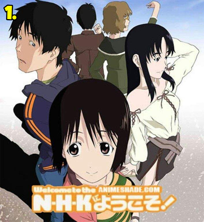 NHK ni Youkoso! (Welcome to the N.H.K.)