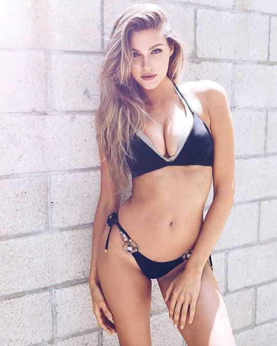 Natalie Pack bikini pic