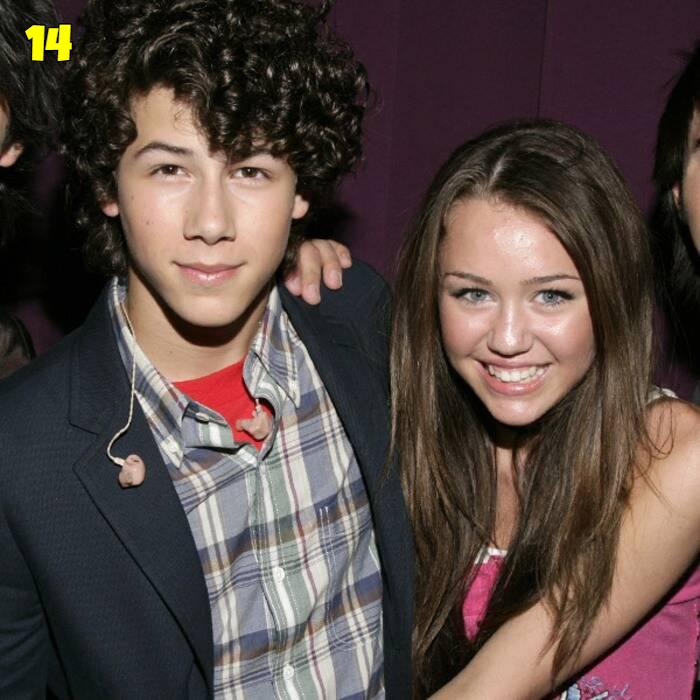Nick Jonas And Miley Cyrus Dating