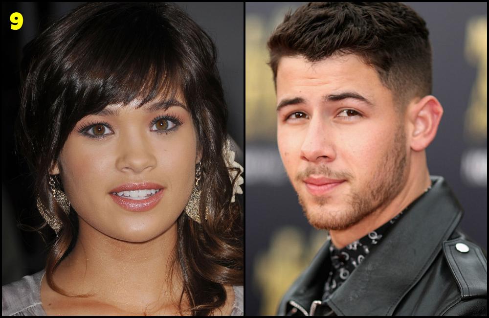 Nick Jonas And Nicole Gale Anderson Dating