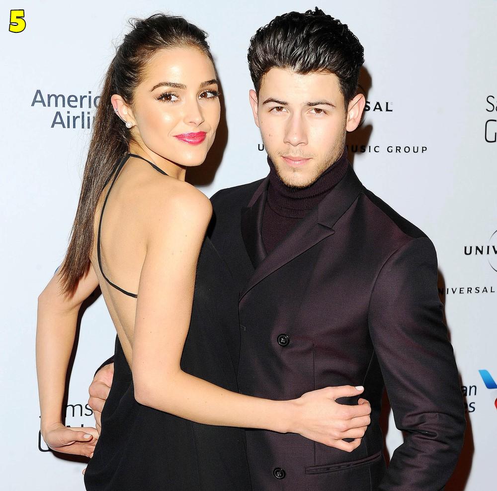 Nick Jonas And Olivia Culpo Dating