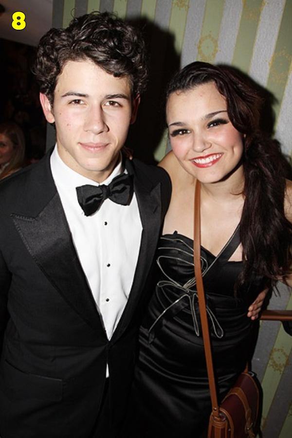 Nick Jonas And Samantha Barks Dating