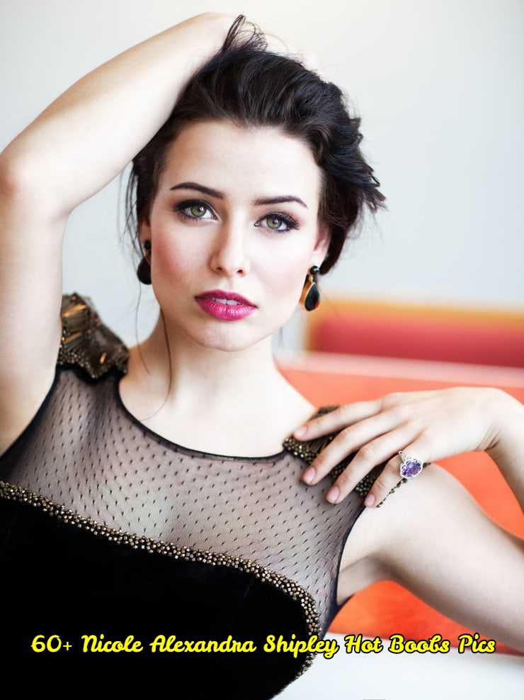 Nicole Alexandra Shipley hot boobs pics