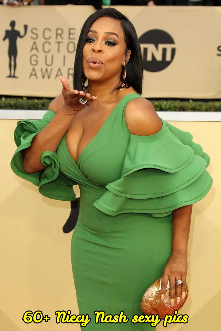 Niecy Nash sexy pictures