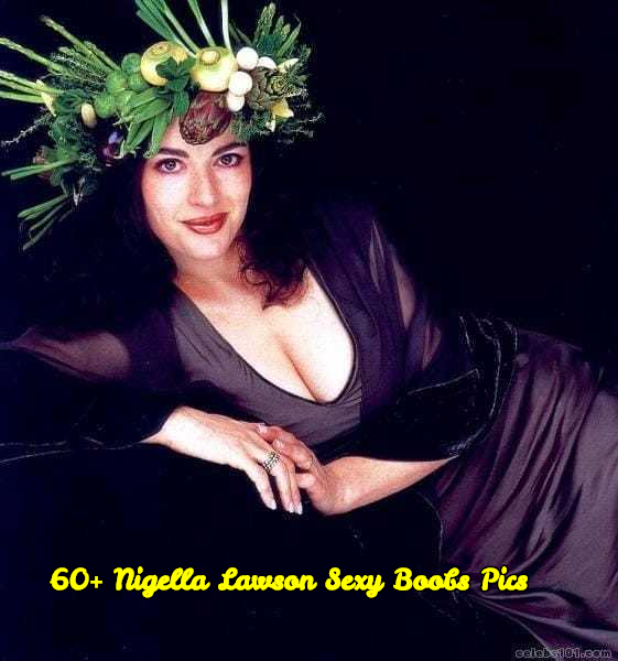 Nigella Lawson sexy boobs pics