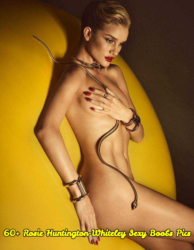 Rosie Huntington-Whiteley sexy boobs pic