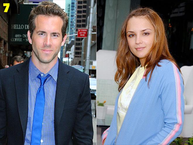 Ryan Reynolds And Rachael Leigh Cook Dating