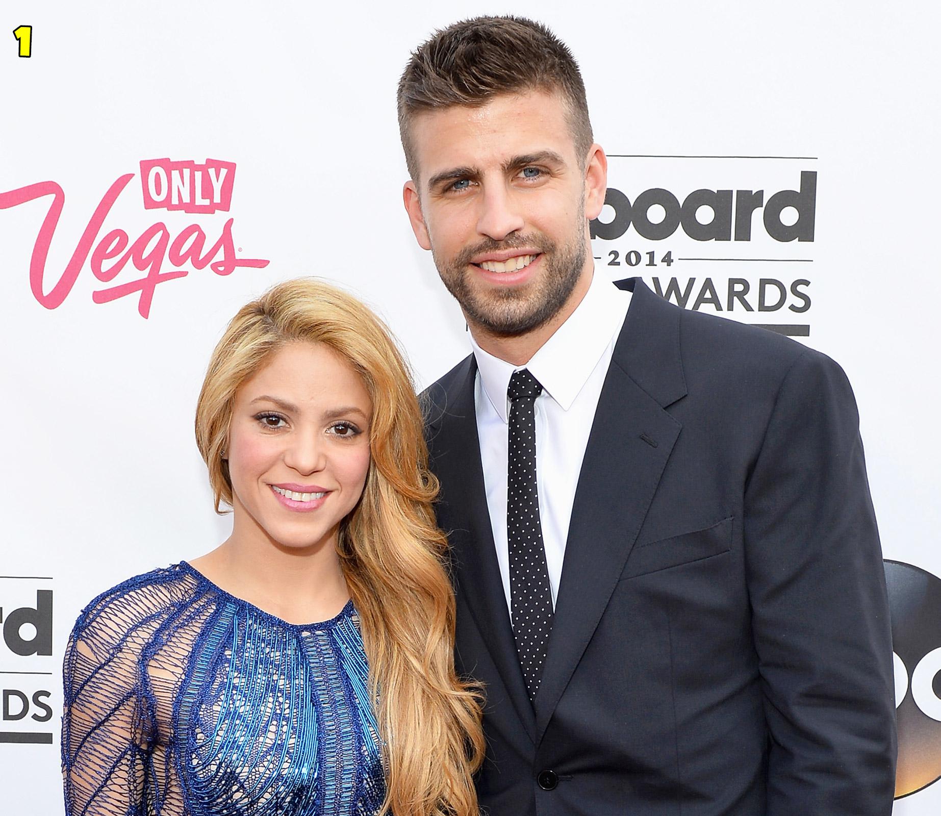 Shakira And Gerard Piqué Dating
