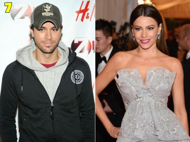 Sofía Vergara And Enrique Iglesias Dating