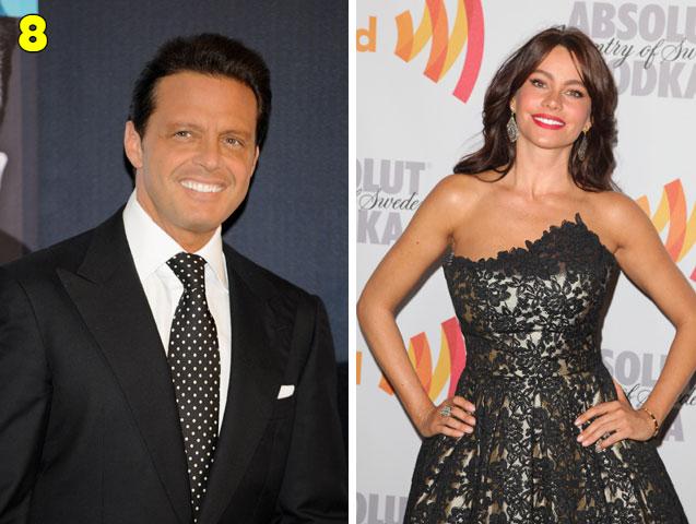 Sofía Vergara And Luis Miguel Dating