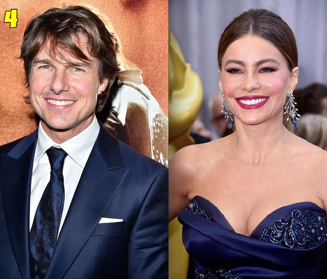 Sofía Vergara And Tom Cruise Dating
