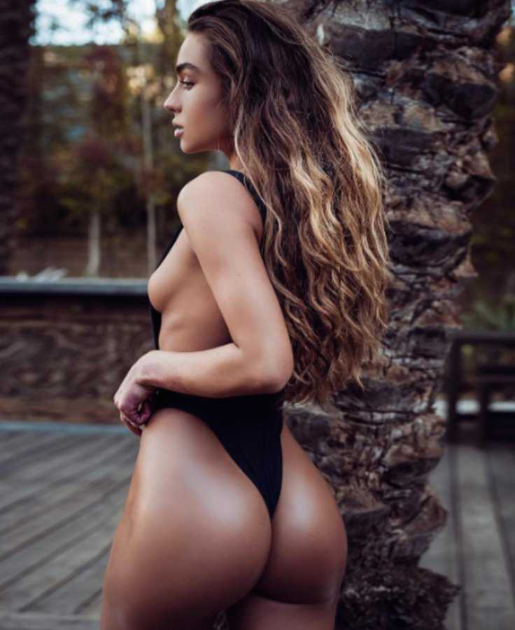 Sommer Ray hot butt pic