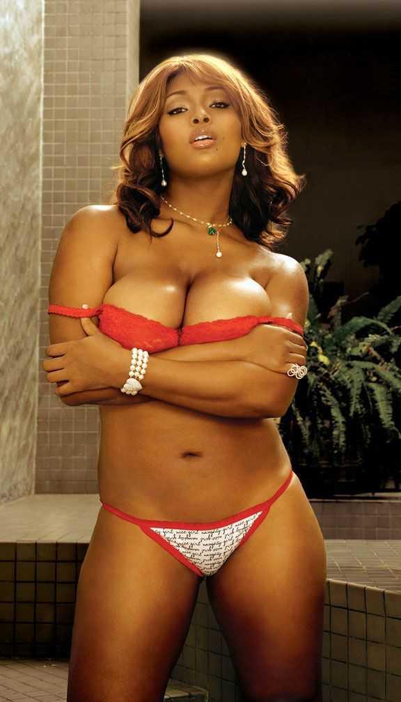 Toccara Jones big boobs pic