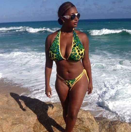 Toccara Jones sexy bikini picToccara Jones sexy bikini pic