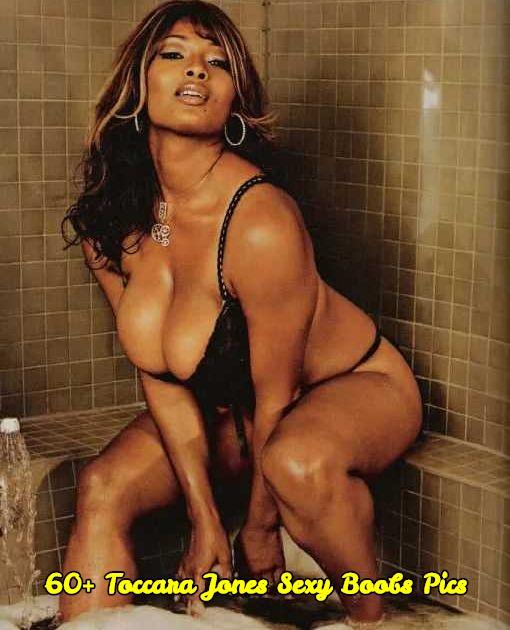 Toccara Jones sexy boobs pics
