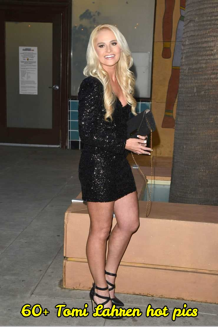 Tomi Lahren hot pictures