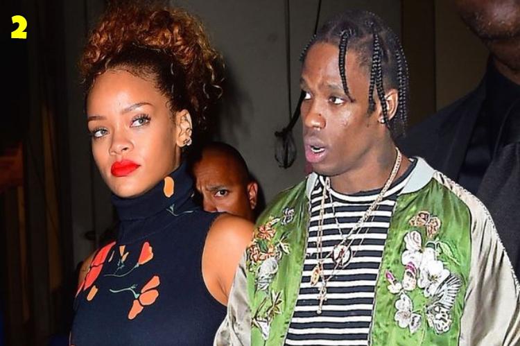 Travis Scott And Rihanna Dating