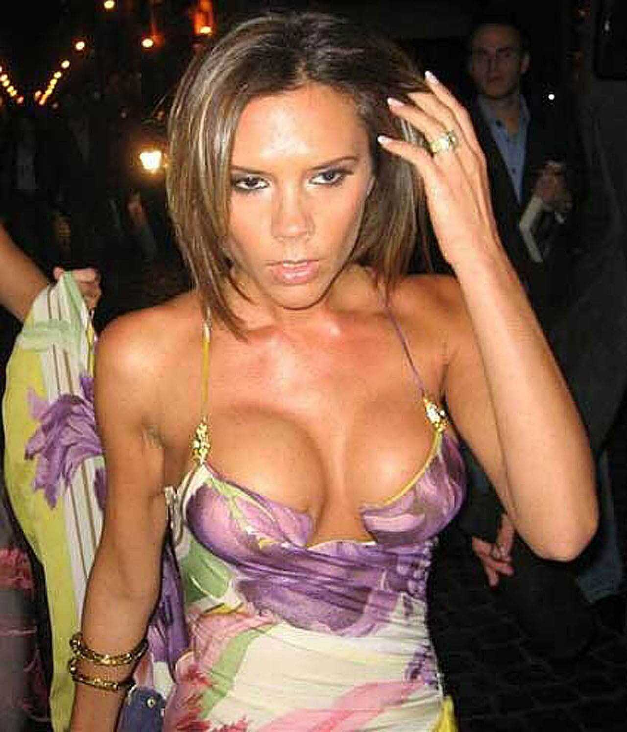 Victoria Beckham big tits pic