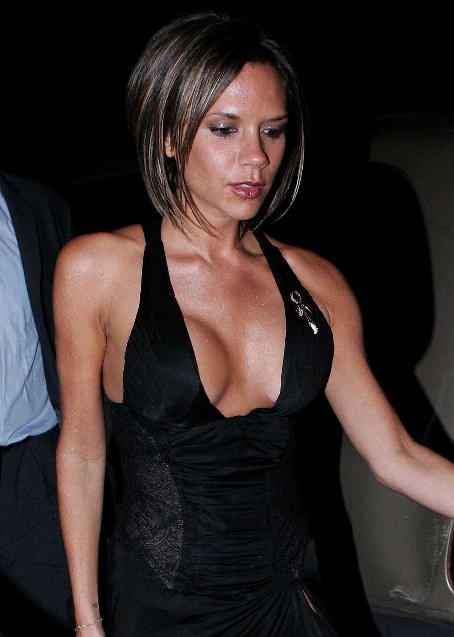 Victoria Beckham boobs pic