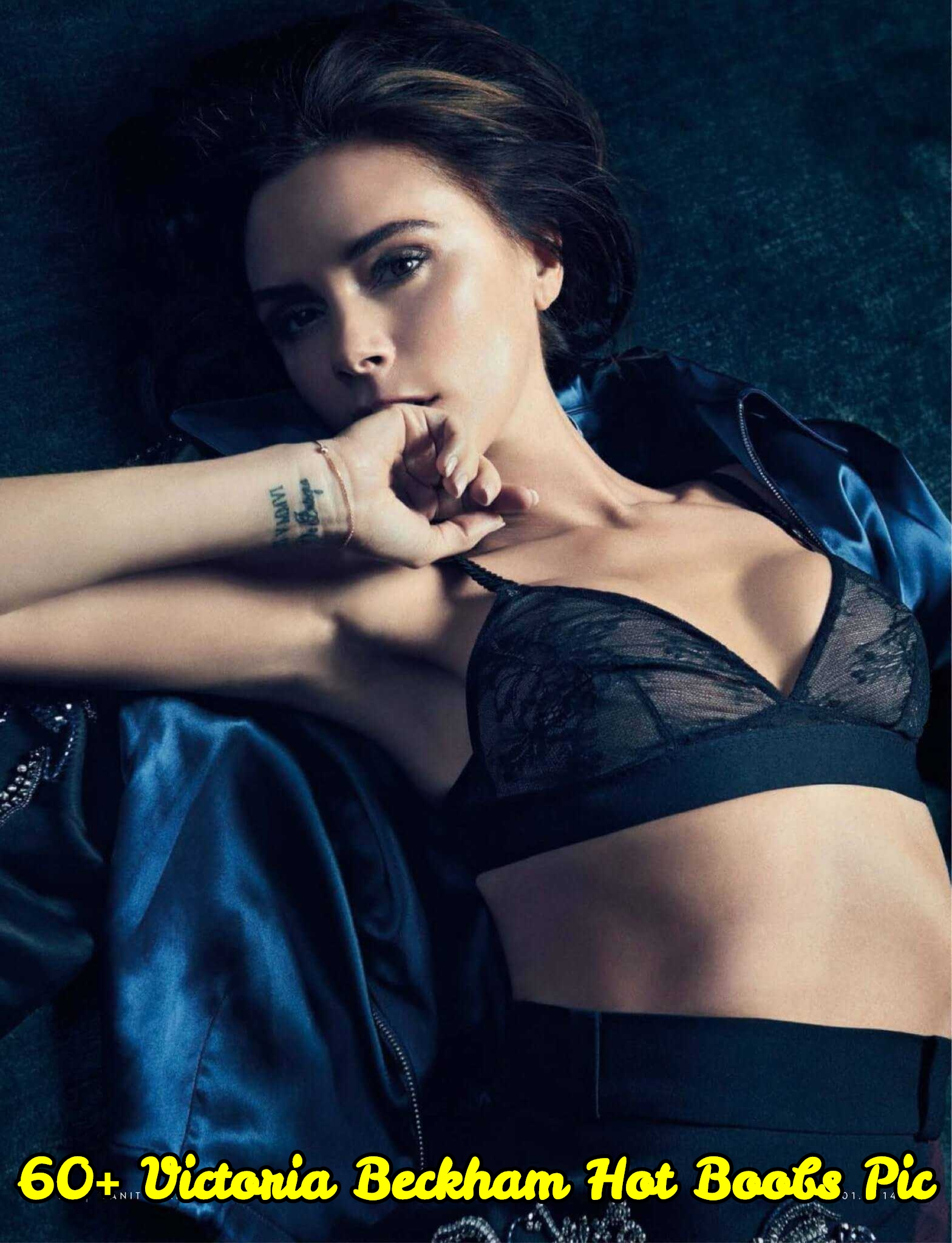Victoria Beckham hot boobs pic