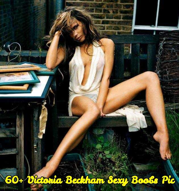 Victoria Beckham sexy boobs pic