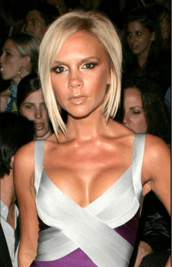 Victoria Beckham tits pic