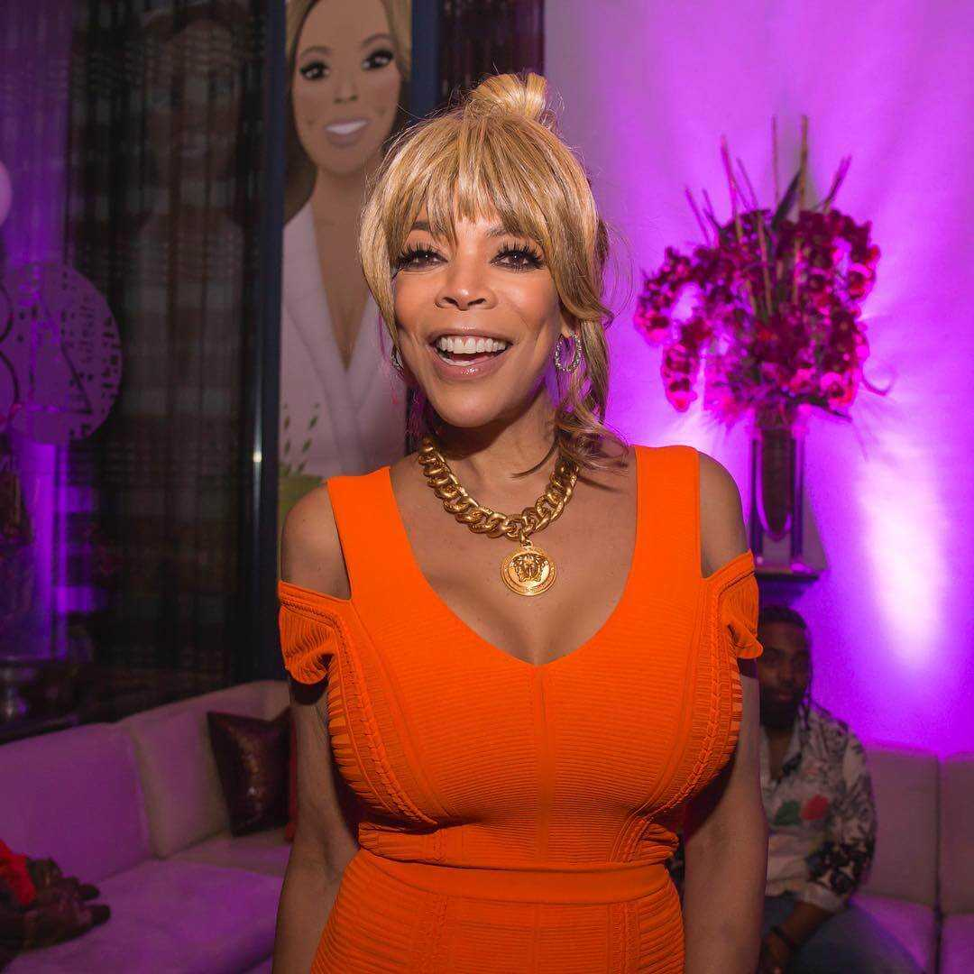 Wendy Williams sexy photos