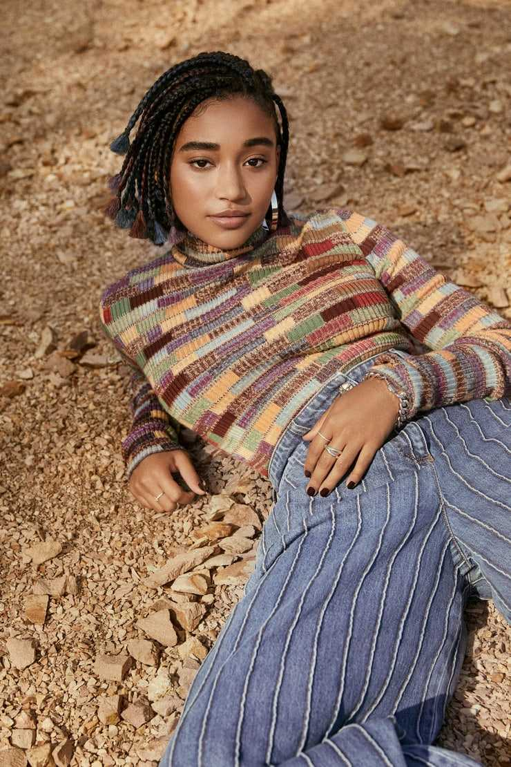 61 Hottest Amandla Stenberg Boobs Pictures Show Off Her Perfect Set Of Racks - GEEKS ON COFFEE