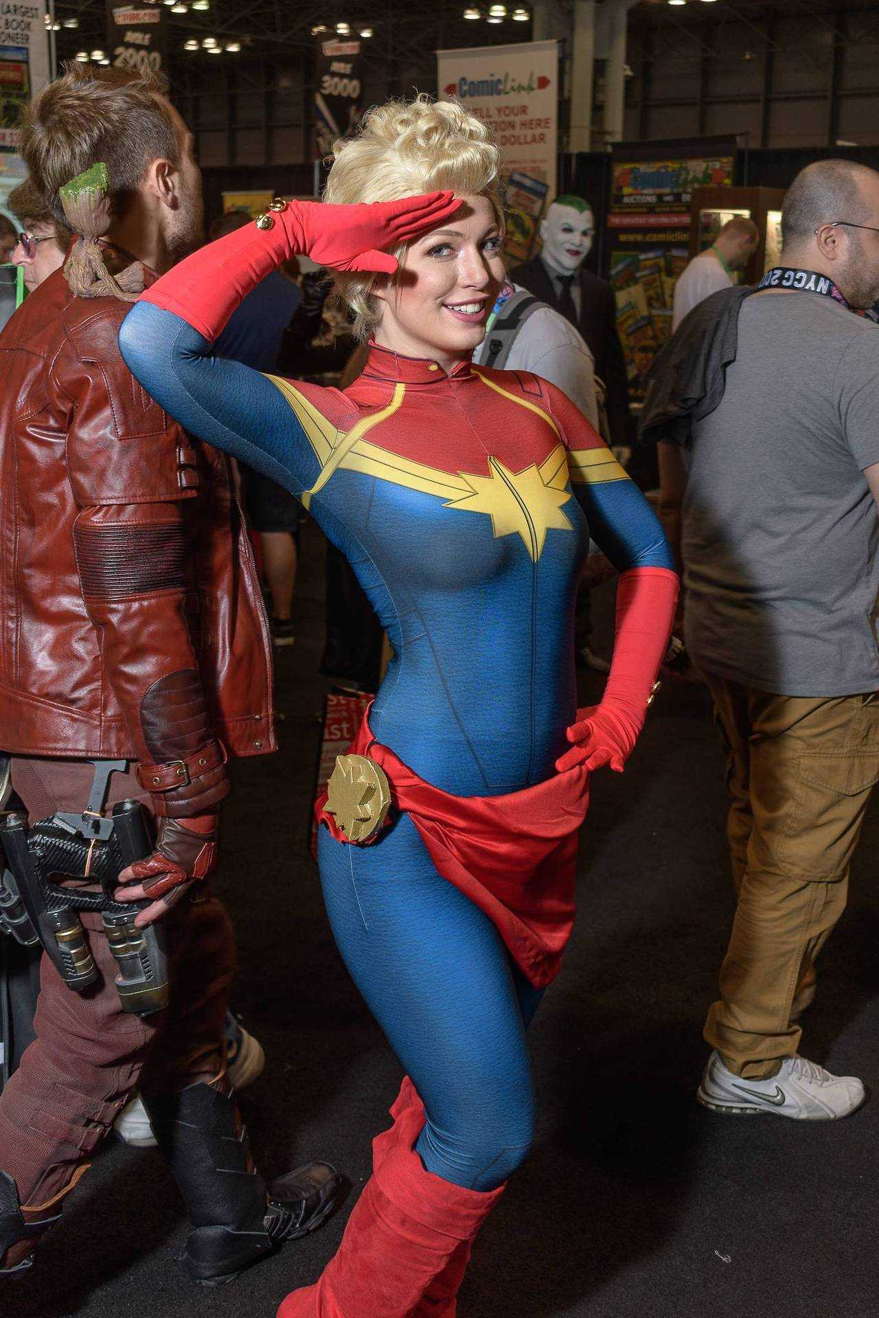 captain marvel awesome