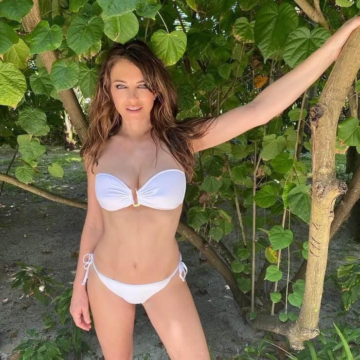 elizabeth hurley sexy pics