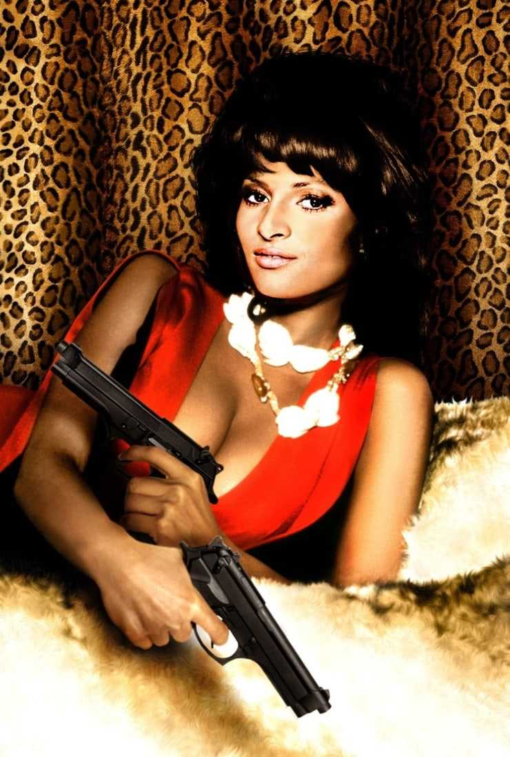 pam grier boobs pictures