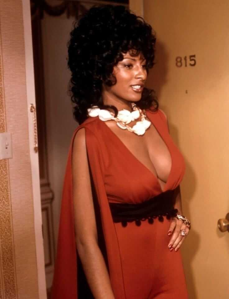 pam grier too hot
