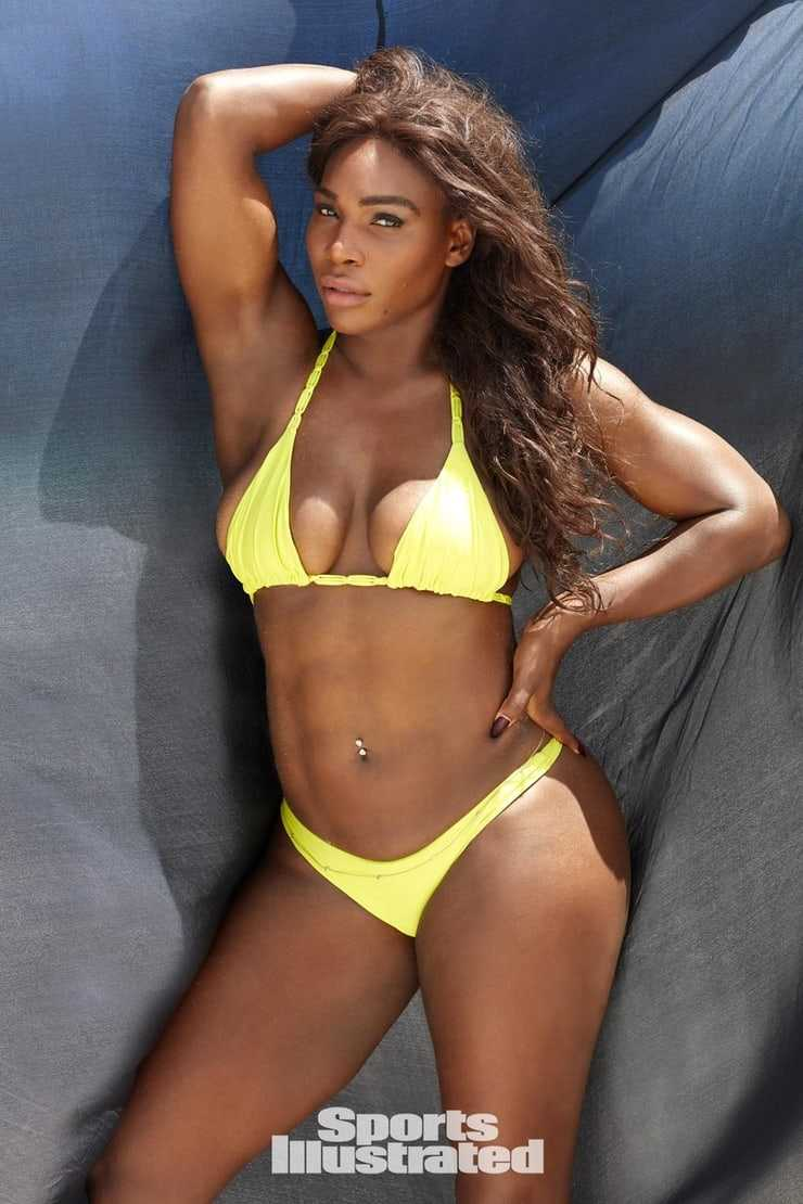 serena williams boobs pictures