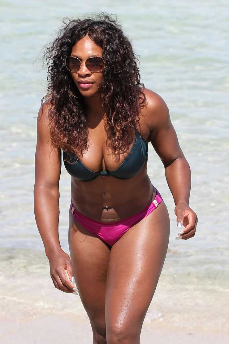serena williams hot boobs pictures