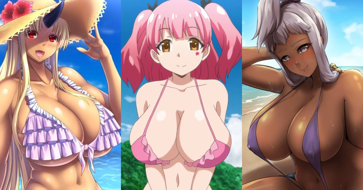 25 Anime Girls With Big Boobs That Are Practically Impossible