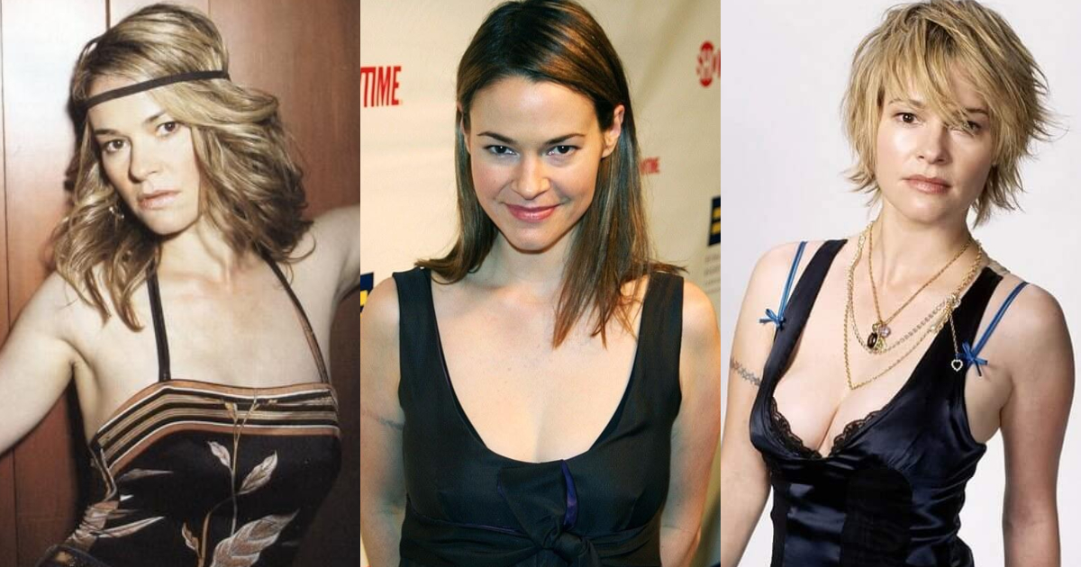 32 Hottest Leisha Hailey Boobs Pictures Show Off Her Perfect Set Of Racks