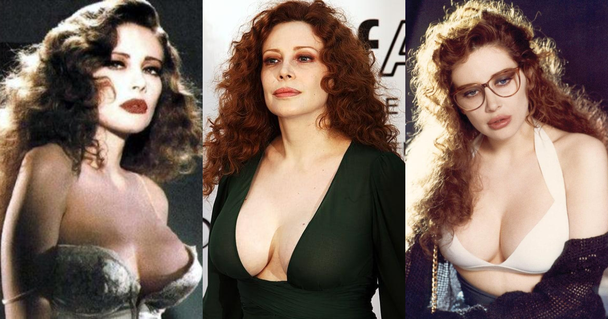 36 Sexiest Francesca Dellera Boobs Pictures Are A Feast For Your Eyes