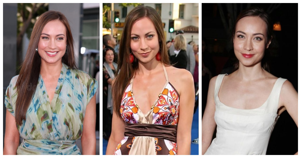 41 Sexiest Courtney Ford Pictures Are Exquisitely Enticing