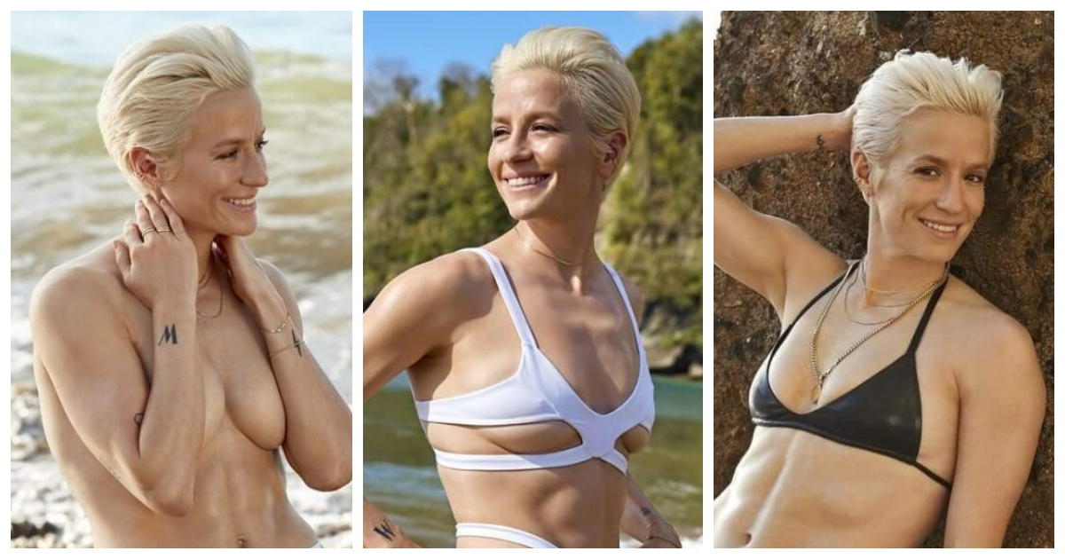 45 Megan Rapinoe Sexy Pictures That Make Her An Icon Of Excellence