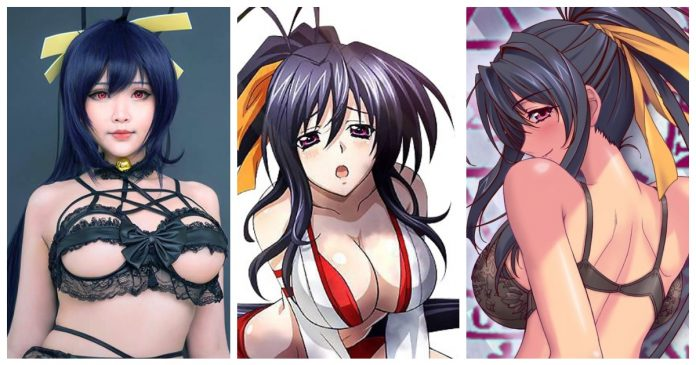 47 Sexiest Akeno Himejima Pictures Will Embrace You In Enchantment