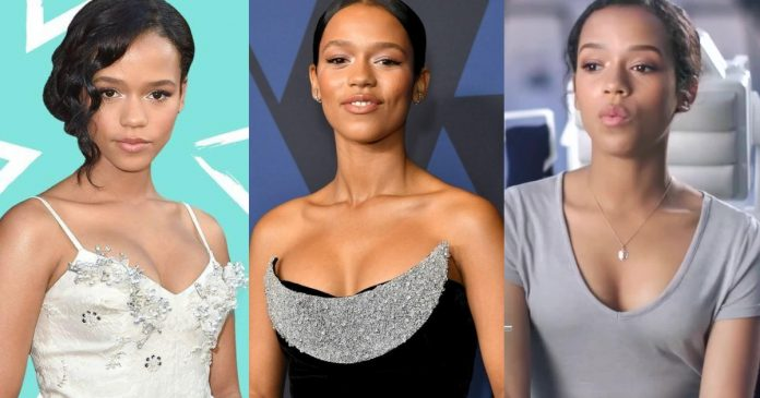 50 Hottest Taylor Russell Boobs Pictures Are A Perfect Fit To Make Her A Hottie Hit