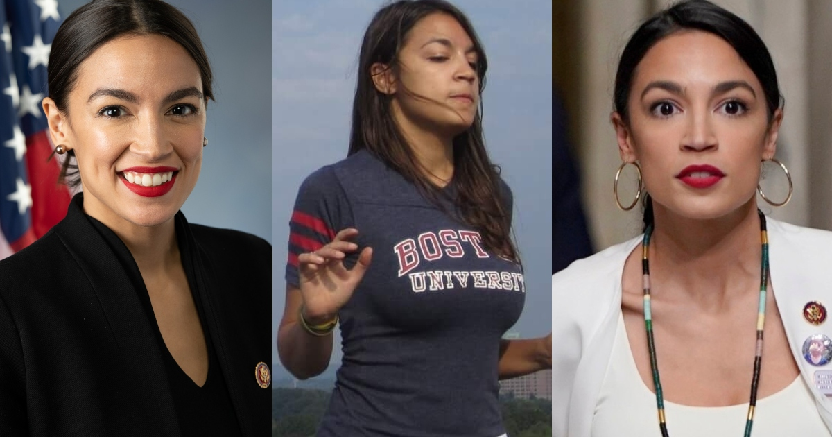 55 Hottest Alexandria Ocasio-Cortez Boobs Pictures Are A Perfect Fit To Make Her A Hottie Hit