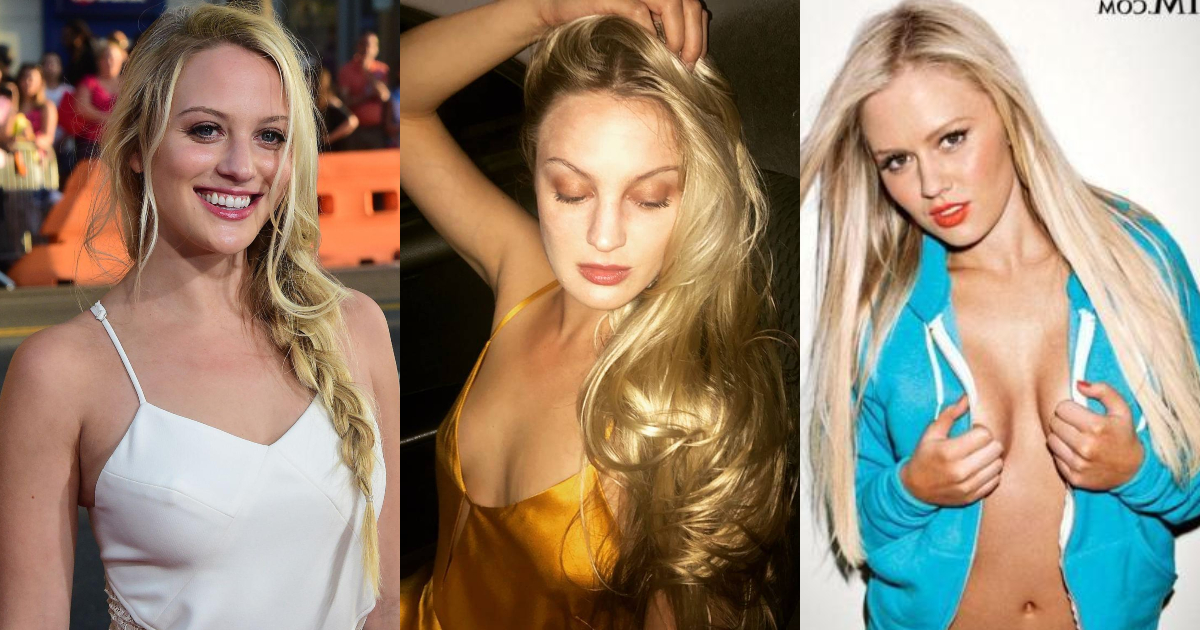 56 Hottest Kirby Bliss Blanton Boobs Pictures Expose Her Perfect Cleavage